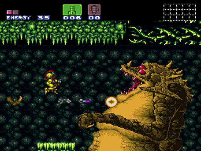 Top 100 Video Games - super metroid