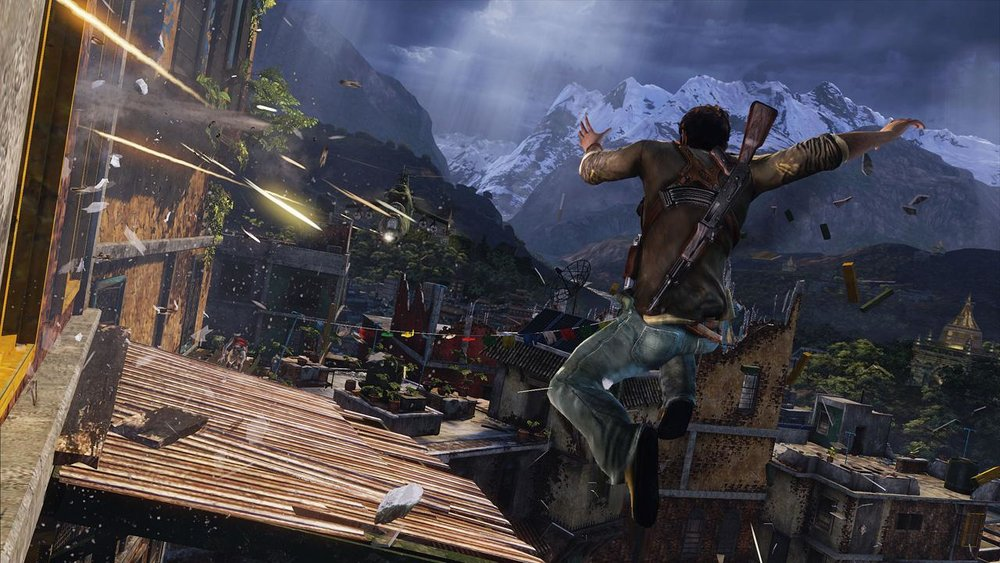 Top 100 Video Games - uncharted 2