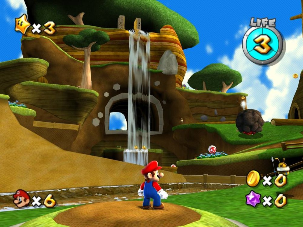 Top 100 Video Games - super mario galaxy