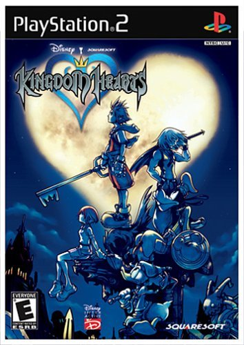 Top 100 Video Games - kingdom hearts