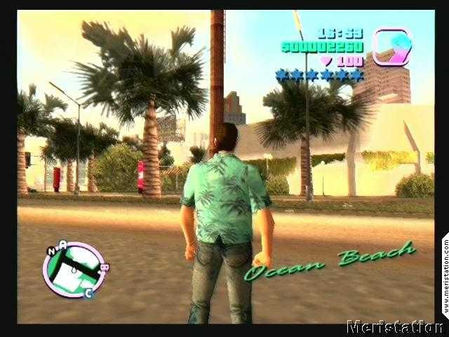 Top 100 Video Games - grand theft atuo vice city gta