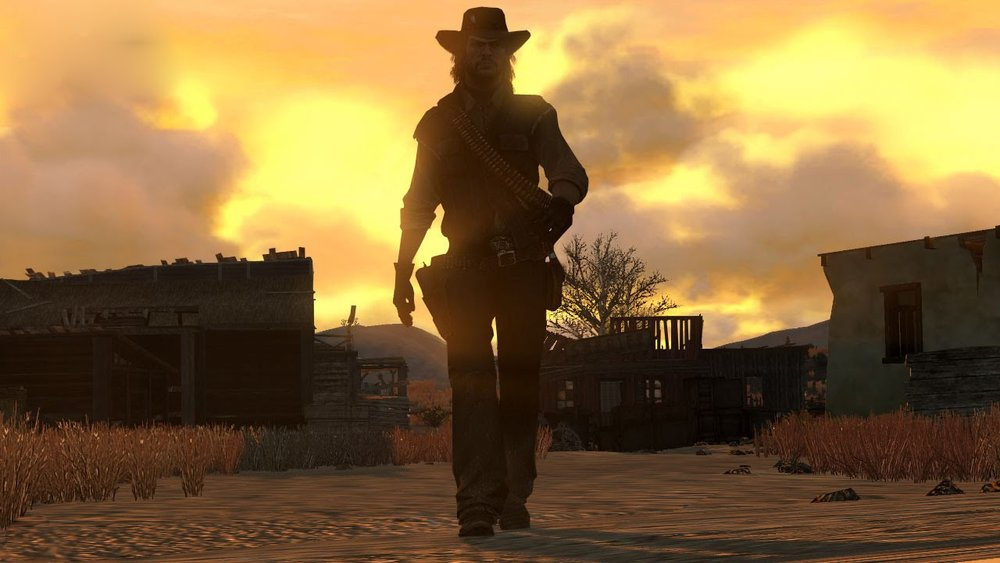 Top 100 Video Games - red dead redemption
