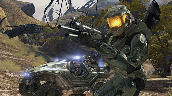 Top 100 Video Games - halo 3