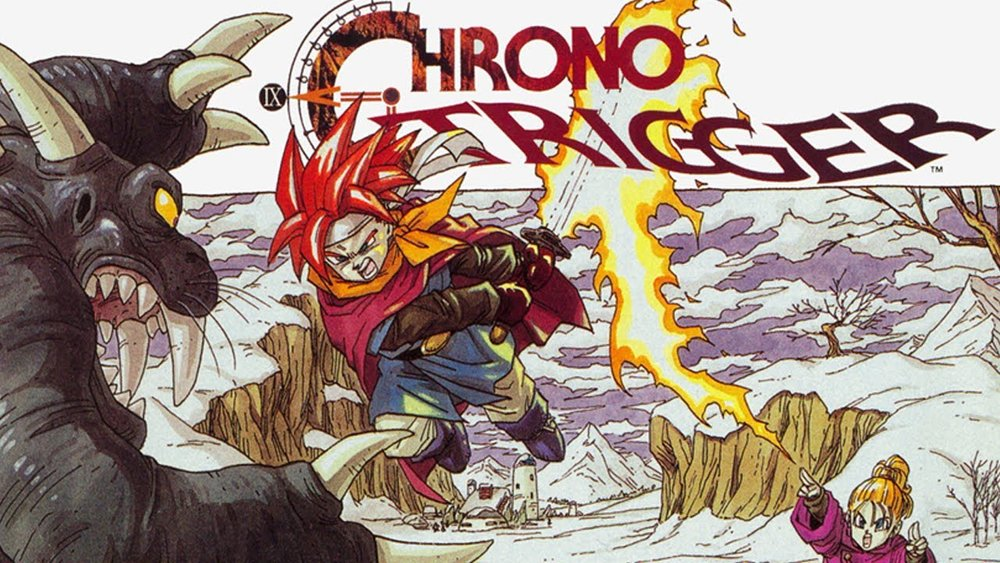 Top 100 Video Games - chrono trigger