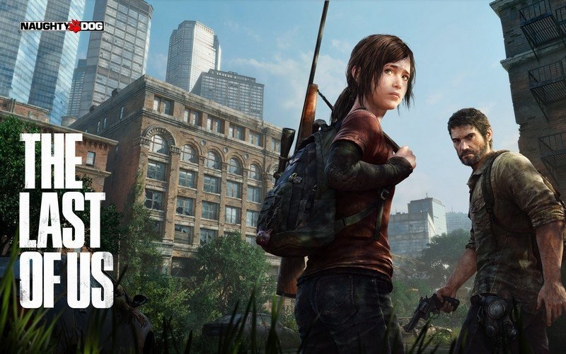 Top 100 Video Games - the last of us