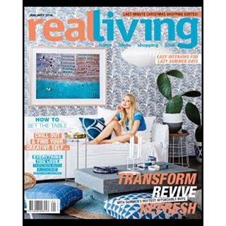 Real Living Magazine (Australia) January, 2016