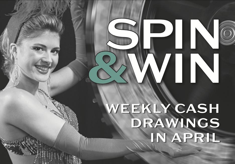 Spin & Win — Seven Mile Casino