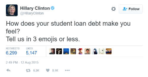 HIllary Clinton student debt emoji.PNG