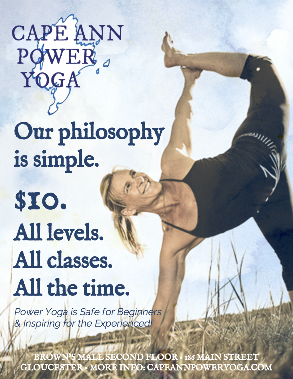 cape ann power yoga