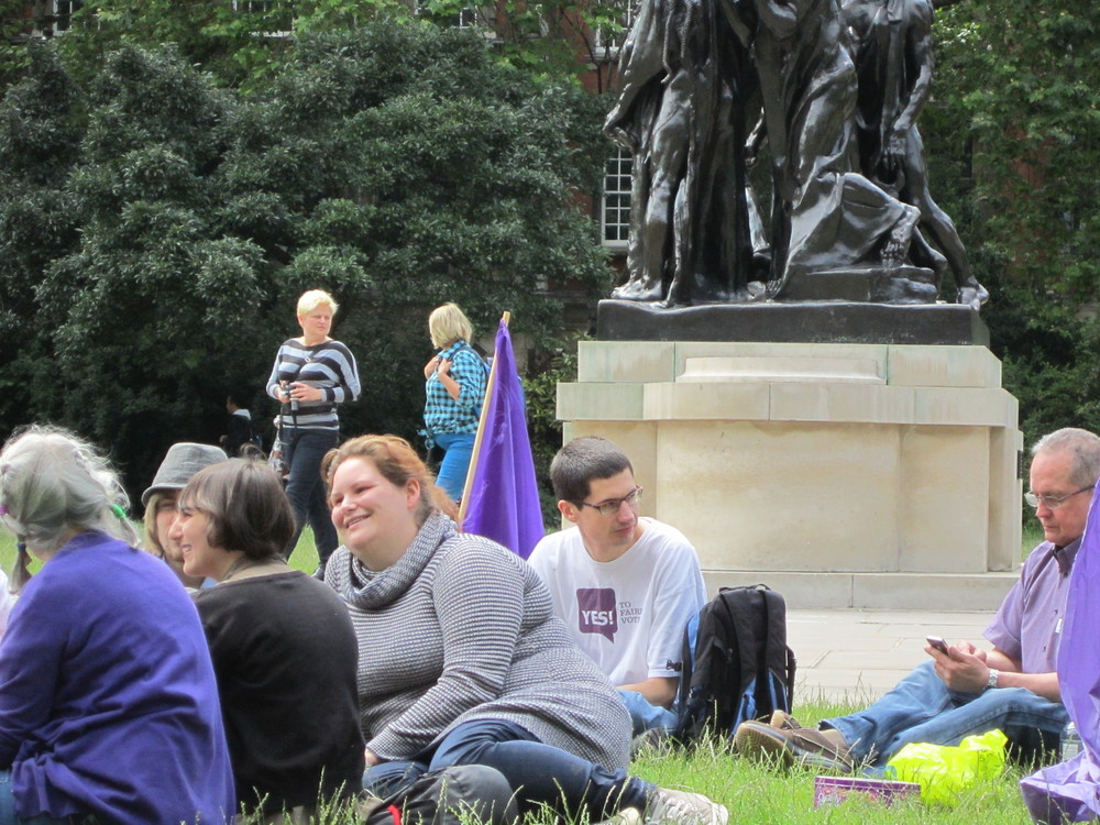 Previous Pankhurst Picnics: London