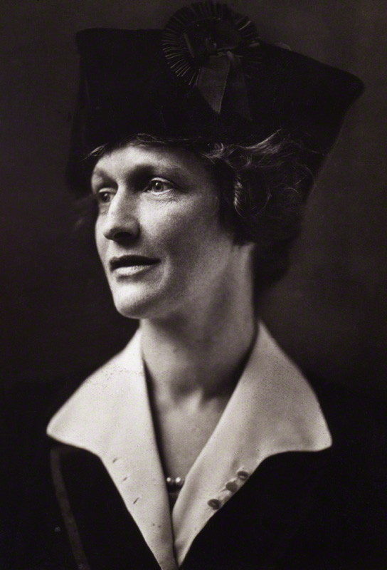 "Nancy Astor, first woman MP to take her seat in the Commons put it: ""I wanted the world to get better and I knew that it couldn't get better if it was going to be ruled by men alone"""