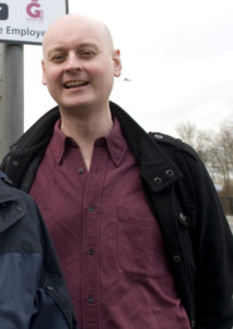 Matthew Brown, cabinet member for community on Preston Council