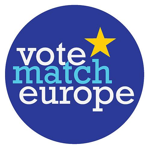 Vote Match Europe 2014