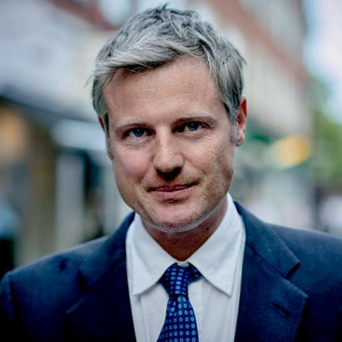 GOLDSMITH, Zac - The Conservative Party
