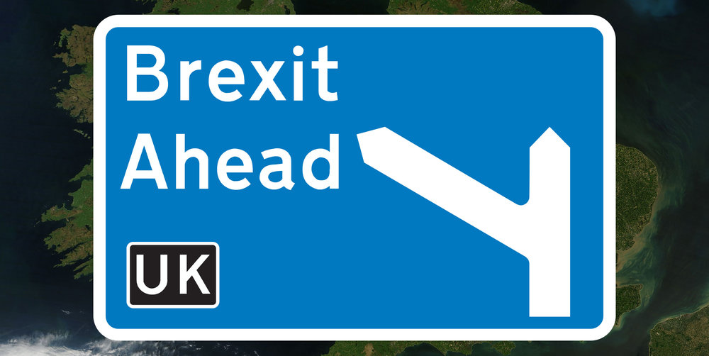 Brexit Ahead - take back control