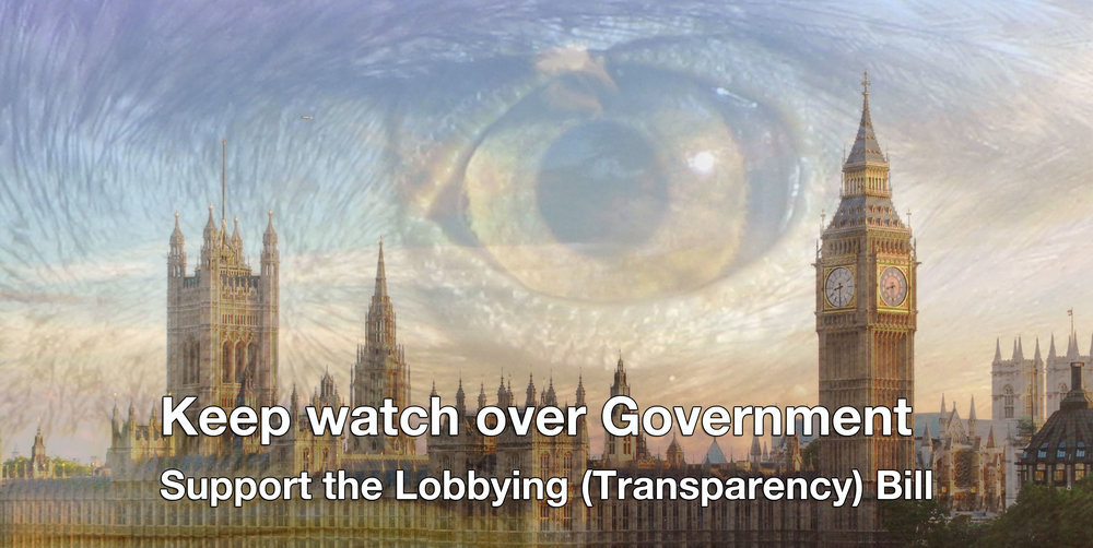 Support the Lobbying (Transparency) Bill