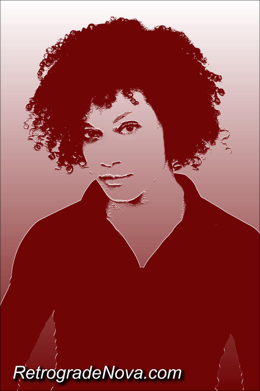 Retrograde Nova Digital Media, Erika Christie RetrogradeNova.com Podcast Video Blog and Webcomics