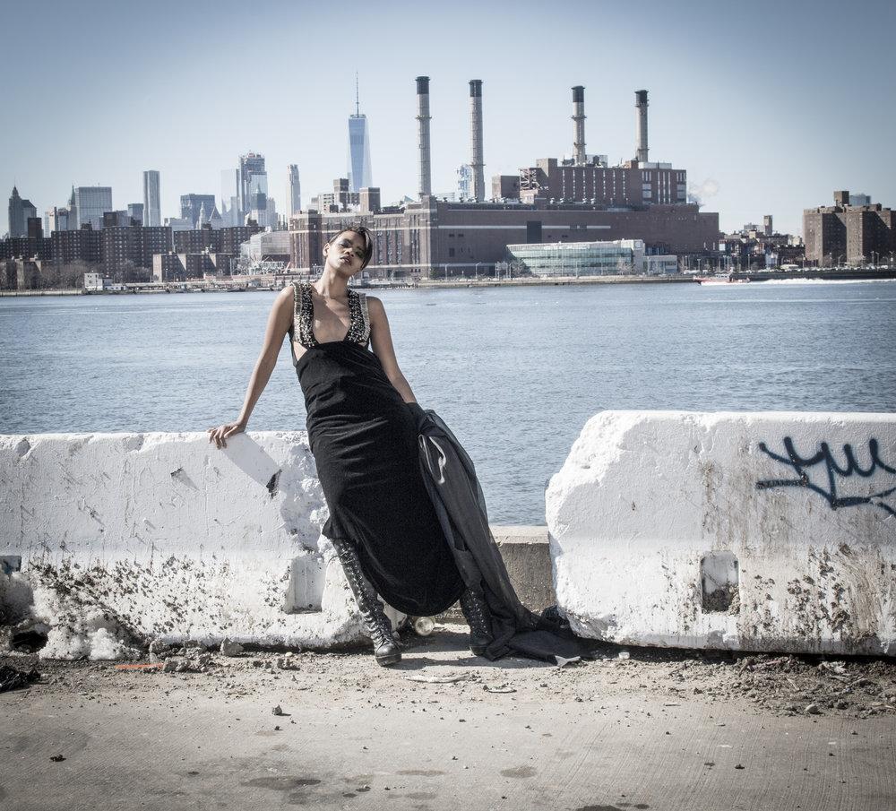 Erika Christie Photography fashion beat on creation jesxdav