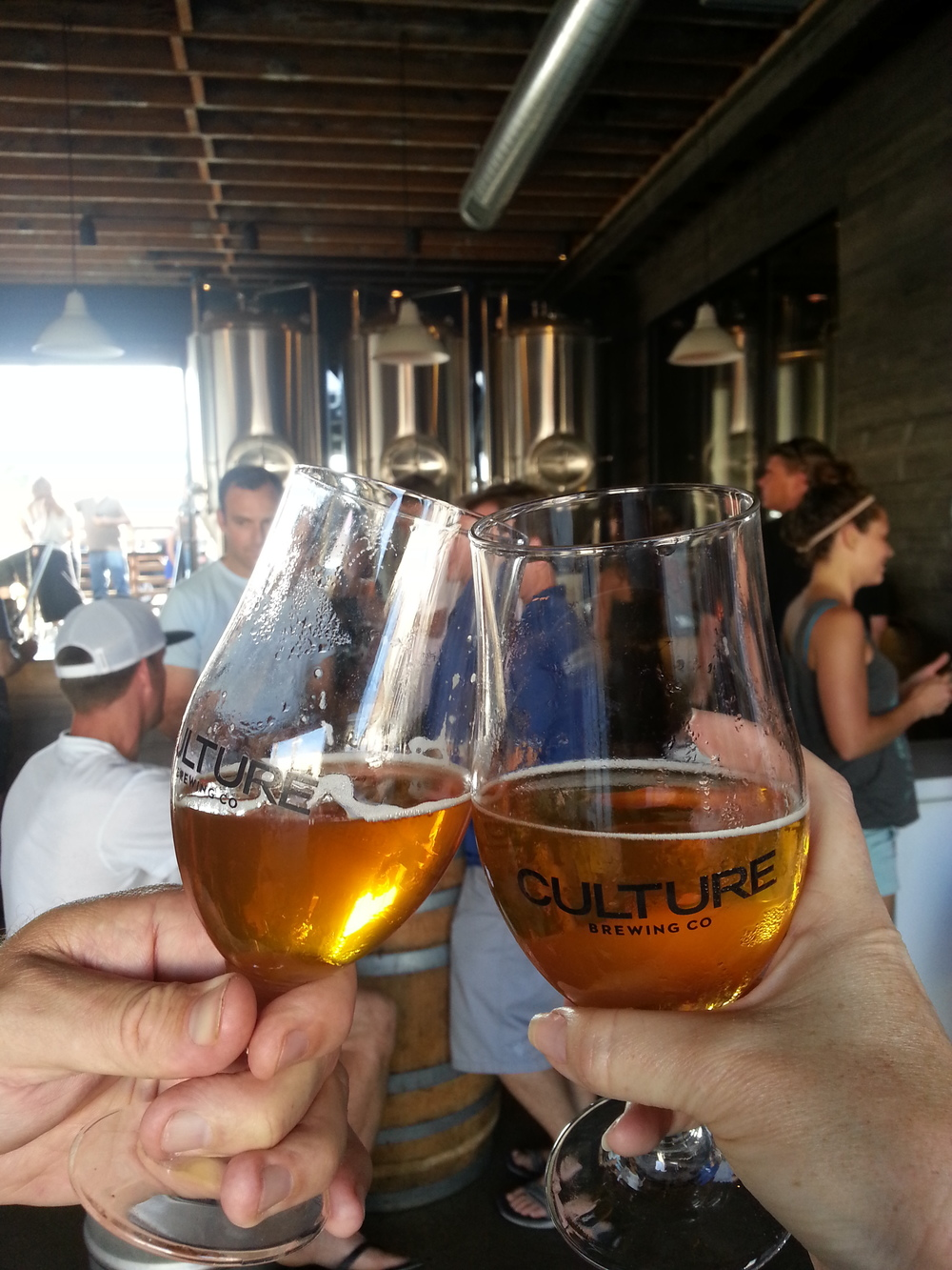 Culture Brewing Co Solana Beach Tasting Room