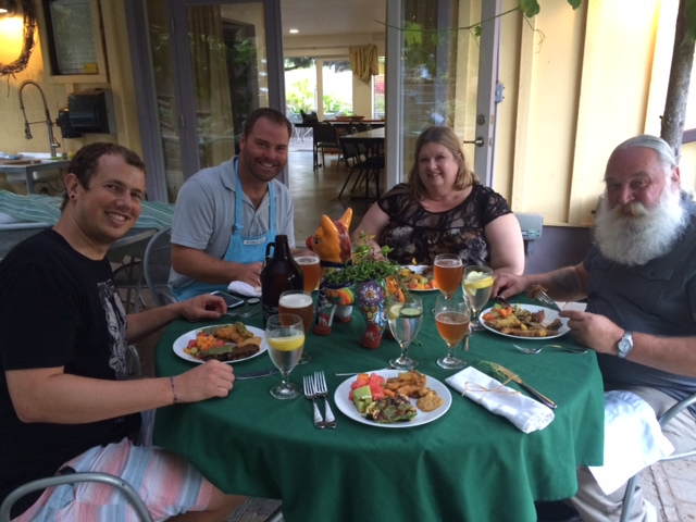 Foodventure Dinner
