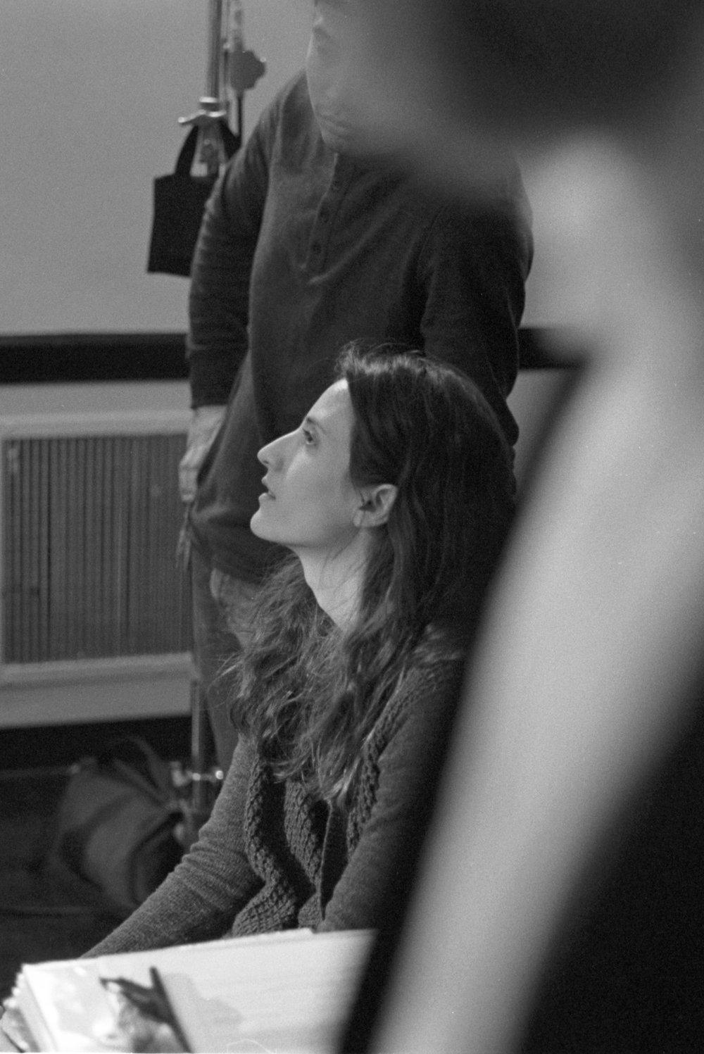 Writer/Director Rebekah Fieschi