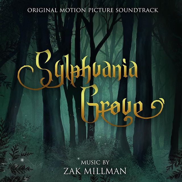 "#Sylphvania Grove 's soundtrack is dropping August 1st!  Here are a few words from Angie Martin from @fanbasepress about @zakmillman 's music: ""Again, I must mention the music and how well it underscores the film, courtesy of Zak Millman, who has also worked in the music department for several video games. The music sets an immediate tone for the movie and carries the viewer through the ups and downs until the very end."" . . . . . . . . #fantasymovie  #musician #composer #filmscore #score #talent #ep #womeninfilm  #Music #womendirectors #directedbywomen #bts #behindthescenes #independentfilm #filmmaking #shortfilm #makingmovies #mythologicalcreature #myth #legend  #SheMakesADifference #IfSheCanSeeItSheCanBeIt #CourageToChange #FightLikeAGirl  #girlhero #bebrave #femaleprotag"