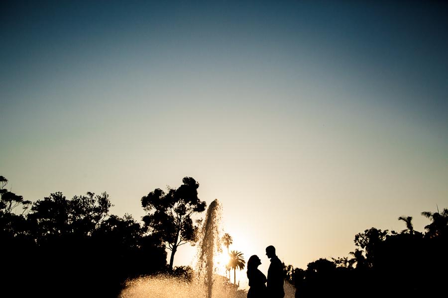 ENGAGEMENT BALBOA PARK