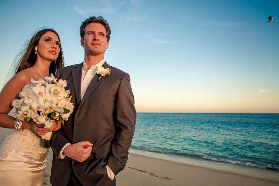 Destination wedding in Cabo San Lucas, Mexico.