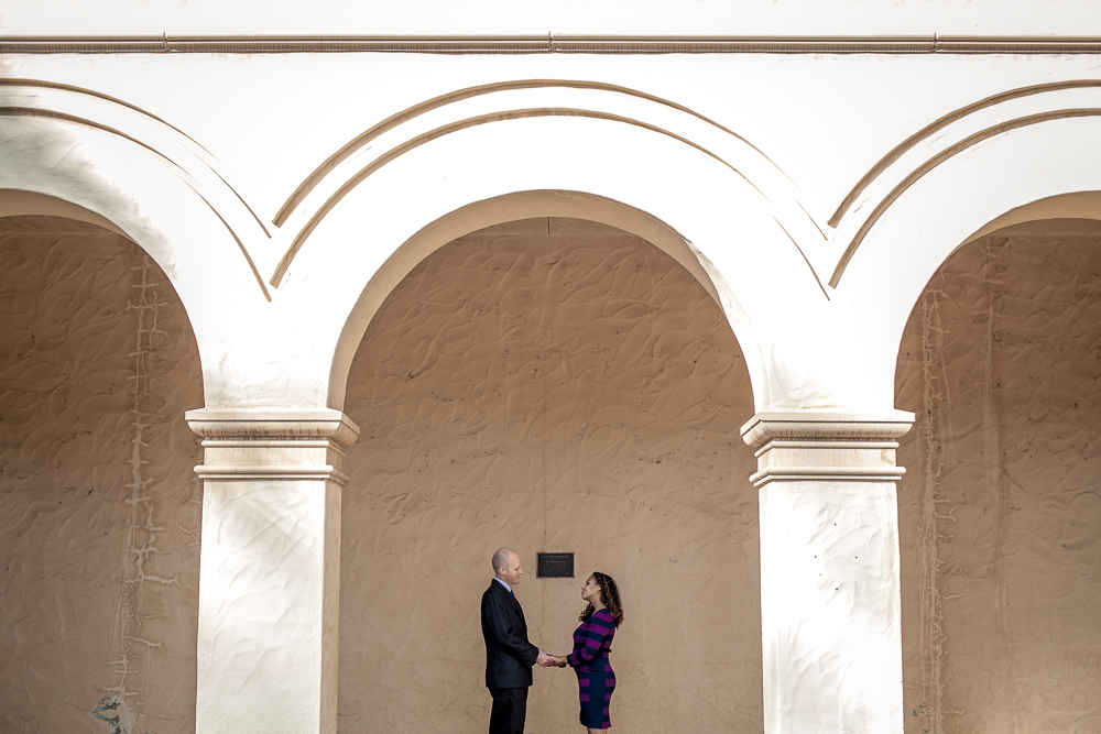 ENGAGEMENT SESSION BALBOA PARK