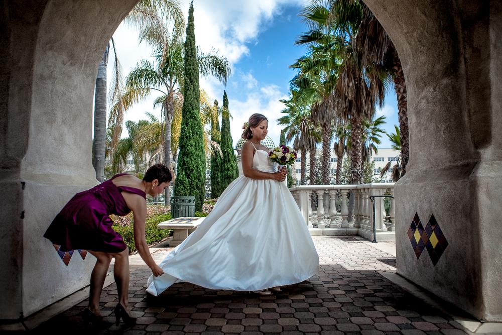 BALBOA PARK BALI HAI WEDDING