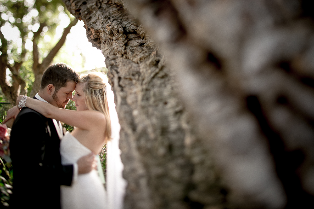 WEDDING PHOTOGRAPHY BOTANICAL GARDENS DEL MAR