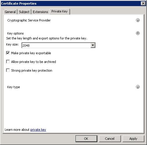 How To Configure SSL Certificates For ADFS 2.0