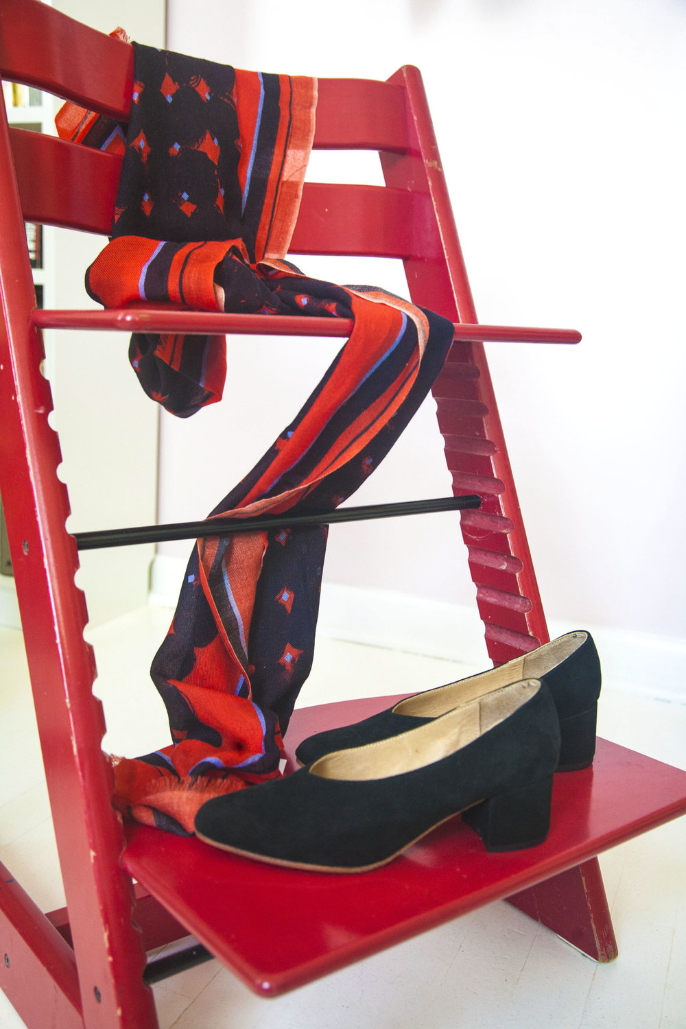 Belu Pump Styled with Red Chair and Scarf.jpg