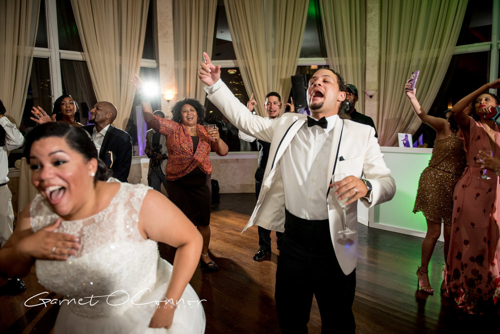 dj pERFECT IN THE MIX -  MILLER WEDDING, PIEDMONT ROOM (ATLANTA, GA)