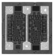 Wire Bondable resistor (click for more info)