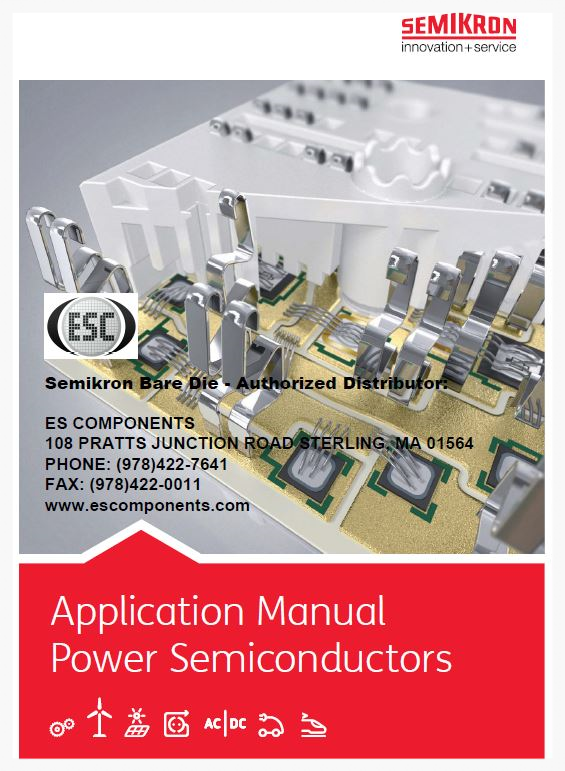 Free SEMIKRON Application Manual for Power Semiconductors 2nd Edition