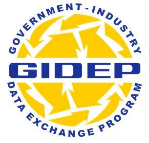 GIDPEP Industry Partner Logo