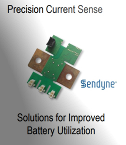 Sendyne Current Sensing Module  - The first turnkey module capable of precisely measuring currents from milli-Amps to 1000+ Amps, while simultaneously measuring three high-voltage potentials (800 V nominal, 1000 V / channel max) accurately.