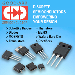 Schottky Diodes - Good-Ark offers products in wafer/bare die form to fulfill customer's demand for hybrid, chip on board and wearable applications.