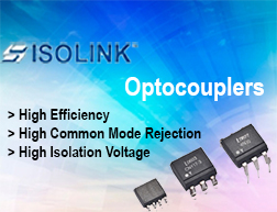 Optocouplers - Skyworks, through its wholly-owned subsidiary Isolink, is the leading global supplier of high performance, high quality and radiation tolerant optoelectronic components for aerospace, defense, medical, extreme industrial and high-reliability markets and applications. We pioneered the miniaturization of some of the most advanced optoelectronic components that operate in full military and space temperature ranges (-55°C to +125°C) and beyond.