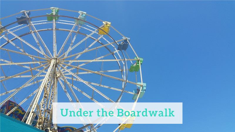 GenniferRose_UndertheBoardwalk