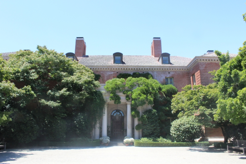 GenniferRose_Filoli House and Gardens