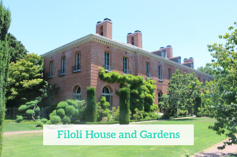 Gennifer Rose_Filoli House and Gardens