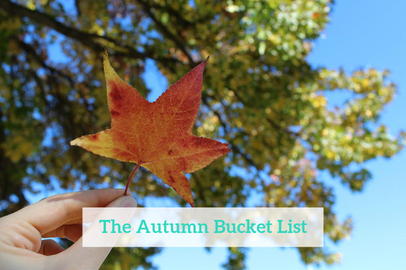 Gennifer Rose_Autumn Bucket List