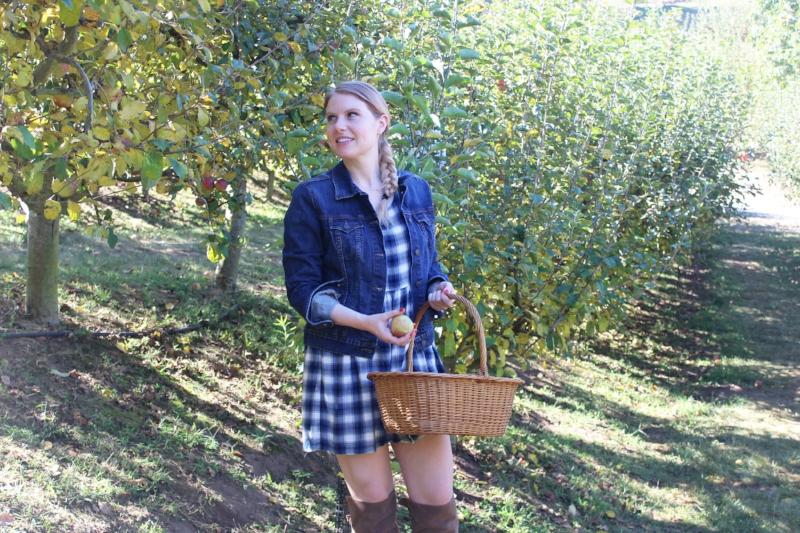 Gennifer Rose - Apple Orchards