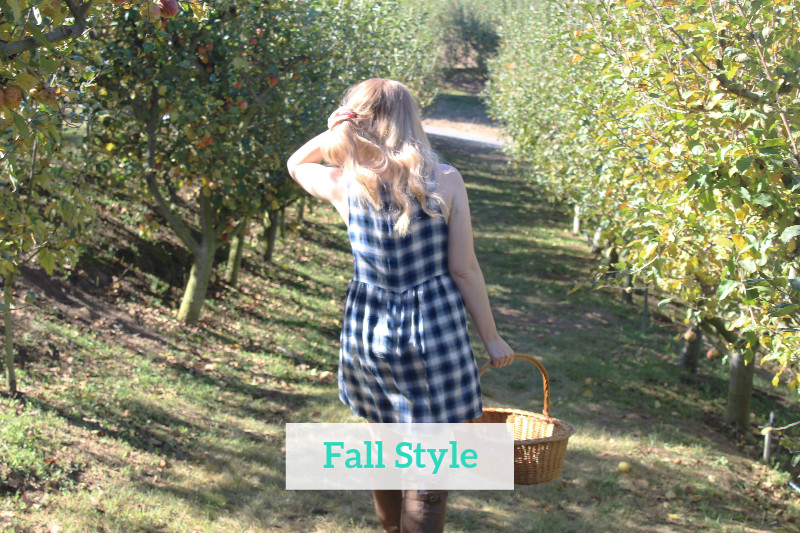 Gennifer Rose - Autumn Apple Picking