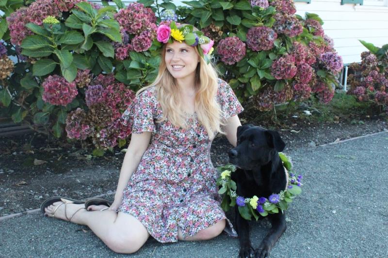 Gennifer Rose - Adopt a Shelter Dog Month