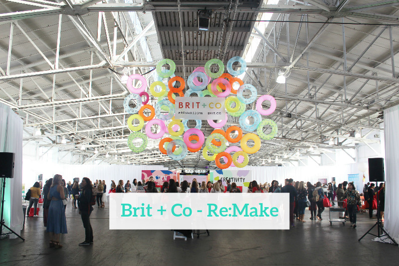 Gennifer Rose - Brit + Co Re:Make