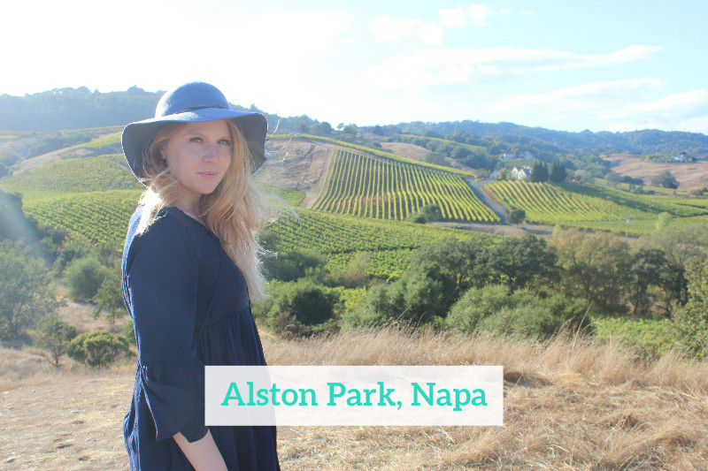 Gennifer Rose - Alston Park, Napa