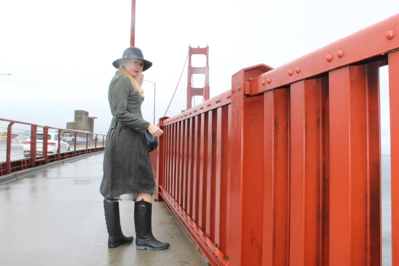 Gennifer Rose - Golden Gate Bridge